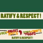 AFRICA FOR WOMEN'S RIGHTS - RATIFY AND RESPECT